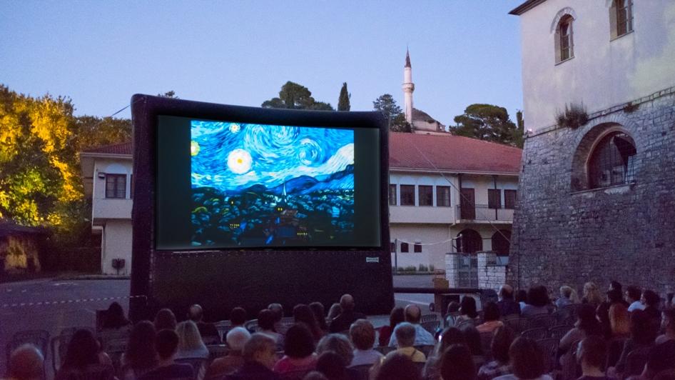 Γιάννενα: 5ο Φεστιβάλ θερινού Κινηματογράφου Ioannina Open Air Film Festival